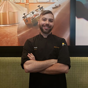 Nick Findsen, Kenwood Executive Chef