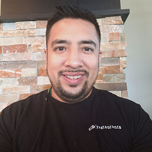 Eduardo Lazaro, West Chester Executive Chef
